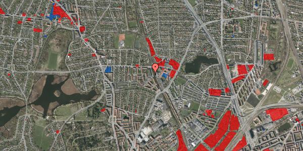 Jordforureningskort på Banebrinken 91, 3. 14, 2400 København NV