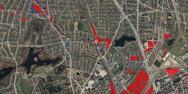 Jordforureningskort på Banebrinken 93, 1. 21, 2400 København NV