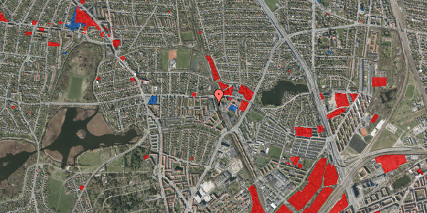 Jordforureningskort på Banebrinken 93, 1. 22, 2400 København NV