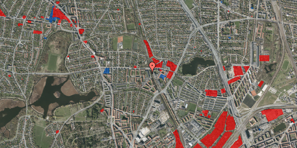 Jordforureningskort på Banebrinken 95, 3. 47, 2400 København NV