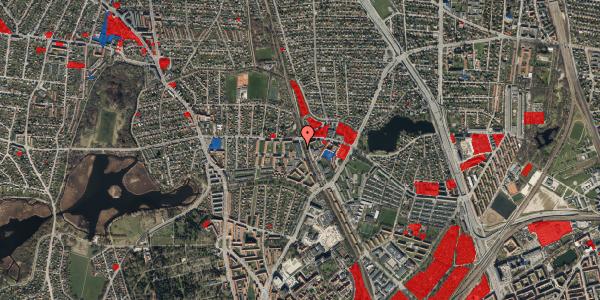 Jordforureningskort på Banebrinken 95, 3. 48, 2400 København NV