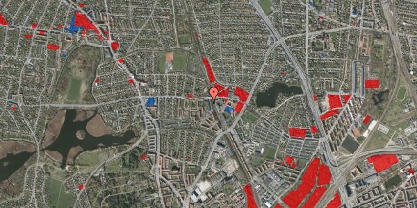 Jordforureningskort på Banebrinken 97, 3. 63, 2400 København NV