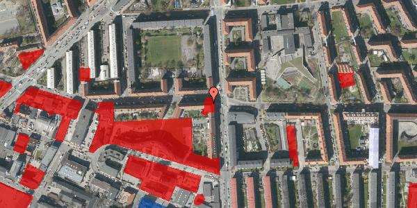 Jordforureningskort på Birkedommervej 1, 1. tv, 2400 København NV