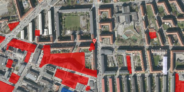 Jordforureningskort på Birkedommervej 1, 2. tv, 2400 København NV