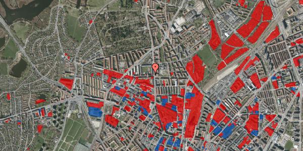 Jordforureningskort på Birkedommervej 4, 1. th, 2400 København NV
