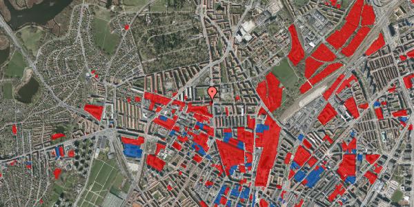 Jordforureningskort på Birkedommervej 5, 2. th, 2400 København NV