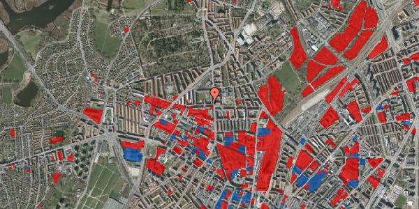 Jordforureningskort på Birkedommervej 6, 2. tv, 2400 København NV
