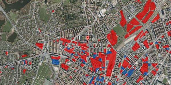 Jordforureningskort på Birkedommervej 7, 2. th, 2400 København NV