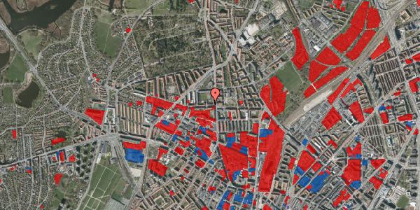 Jordforureningskort på Birkedommervej 8, st. tv, 2400 København NV