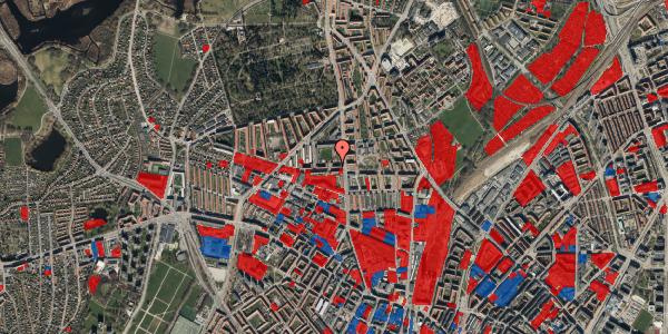 Jordforureningskort på Birkedommervej 10, 2. tv, 2400 København NV