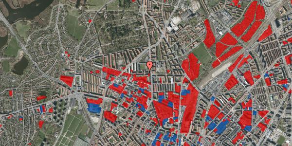 Jordforureningskort på Birkedommervej 10, 4. th, 2400 København NV