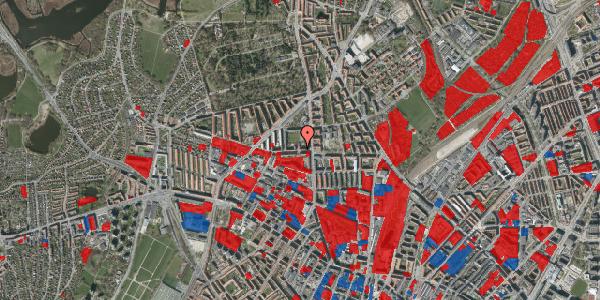Jordforureningskort på Birkedommervej 12, 1. th, 2400 København NV
