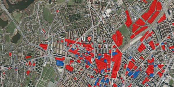 Jordforureningskort på Birkedommervej 15, 3. tv, 2400 København NV