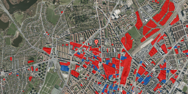 Jordforureningskort på Birkedommervej 15, 4. th, 2400 København NV