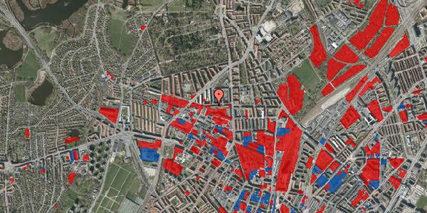 Jordforureningskort på Birkedommervej 19, 4. tv, 2400 København NV