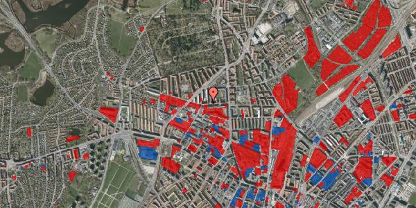 Jordforureningskort på Birkedommervej 24, st. tv, 2400 København NV
