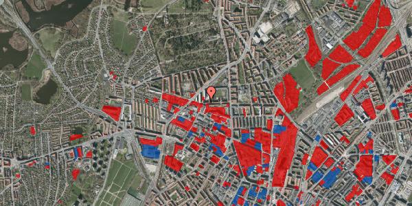 Jordforureningskort på Birkedommervej 28, 1. th, 2400 København NV