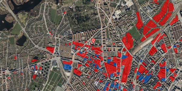 Jordforureningskort på Birkedommervej 30, 1. th, 2400 København NV