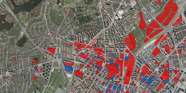 Jordforureningskort på Birkedommervej 30, 3. th, 2400 København NV