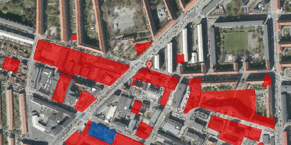 Jordforureningskort på Birkedommervej 37, st. 2, 2400 København NV