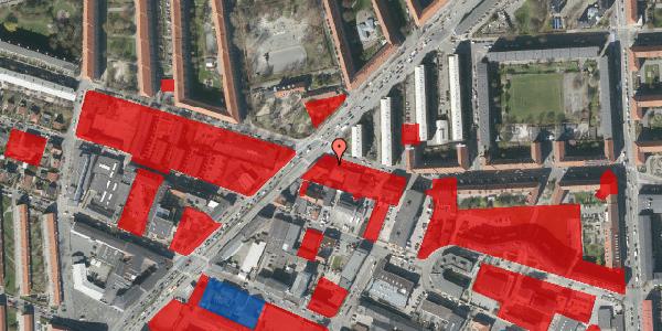 Jordforureningskort på Birkedommervej 37, 1. tv, 2400 København NV