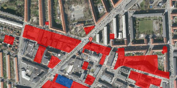 Jordforureningskort på Birkedommervej 39, 2. tv, 2400 København NV