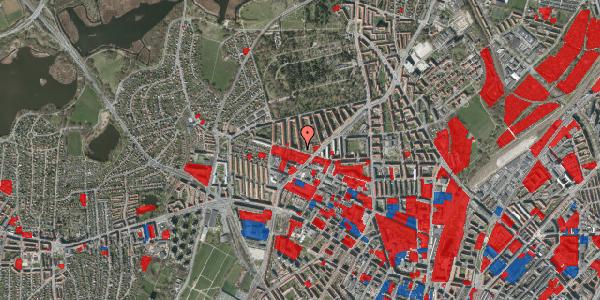 Jordforureningskort på Birkedommervej 56, 4. th, 2400 København NV