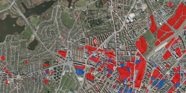 Jordforureningskort på Birkedommervej 58, st. tv, 2400 København NV