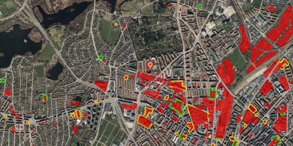 Jordforureningskort på Birkedommervej 64, 3. tv, 2400 København NV