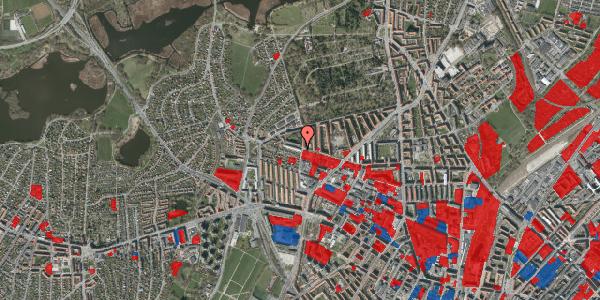 Jordforureningskort på Birkedommervej 65, 1. tv, 2400 København NV