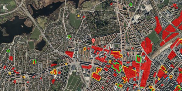 Jordforureningskort på Birkedommervej 65, 2. tv, 2400 København NV