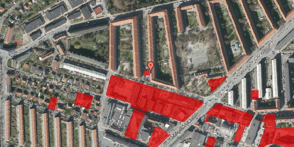 Jordforureningskort på Birkedommervej 66, kl. , 2400 København NV