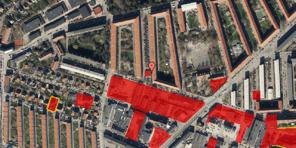 Jordforureningskort på Birkedommervej 66, st. , 2400 København NV