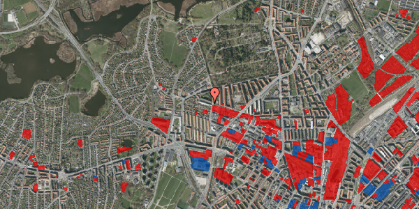 Jordforureningskort på Birkedommervej 67, st. tv, 2400 København NV