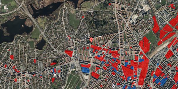 Jordforureningskort på Birkedommervej 69, 2. tv, 2400 København NV