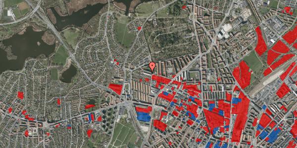 Jordforureningskort på Birkedommervej 71, st. tv, 2400 København NV
