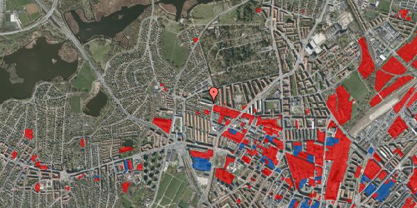 Jordforureningskort på Birkedommervej 71, 2. tv, 2400 København NV