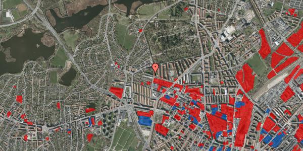 Jordforureningskort på Birkedommervej 72, 1. tv, 2400 København NV