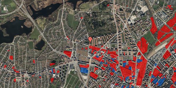 Jordforureningskort på Birkedommervej 72, 2. th, 2400 København NV