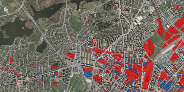 Jordforureningskort på Birkedommervej 72, 3. tv, 2400 København NV