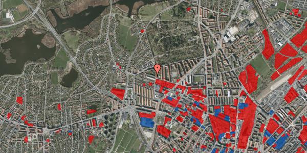 Jordforureningskort på Birkedommervej 72, 4. th, 2400 København NV