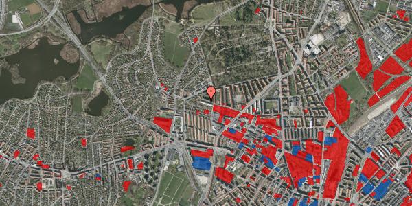 Jordforureningskort på Birkedommervej 75, 1. tv, 2400 København NV