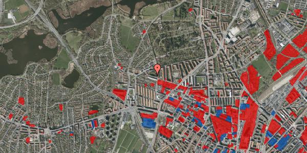 Jordforureningskort på Birkedommervej 76, 2. th, 2400 København NV