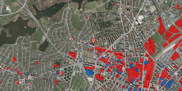 Jordforureningskort på Birkedommervej 77, 1. th, 2400 København NV