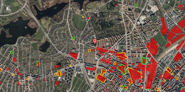 Jordforureningskort på Birkedommervej 77, 2. th, 2400 København NV