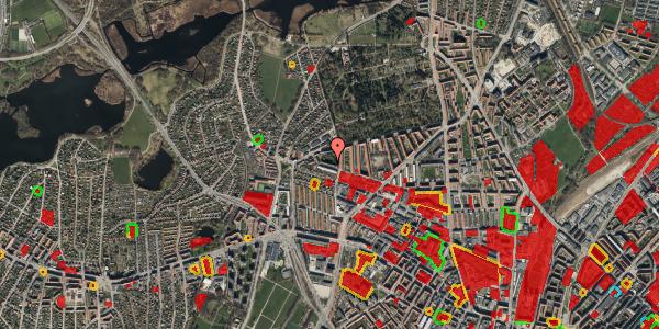 Jordforureningskort på Birkedommervej 78, 2. th, 2400 København NV