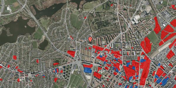 Jordforureningskort på Birkedommervej 81, st. tv, 2400 København NV
