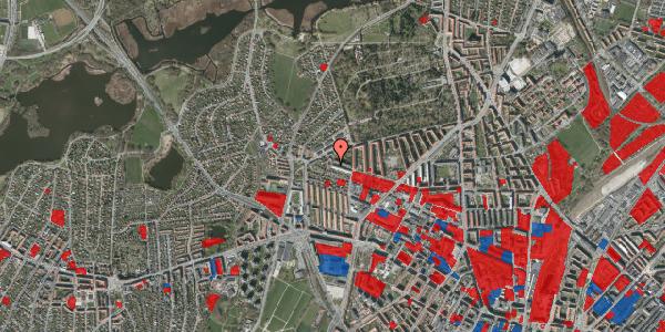Jordforureningskort på Birkedommervej 83, 1. th, 2400 København NV