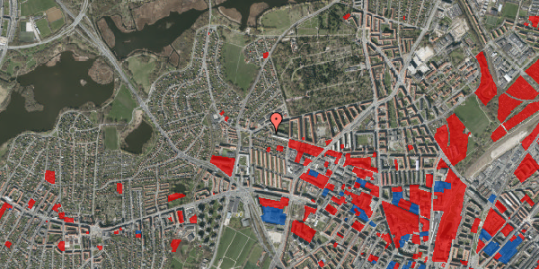 Jordforureningskort på Birkedommervej 85, 2. tv, 2400 København NV