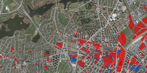 Jordforureningskort på Birkedommervej 86, 1. tv, 2400 København NV